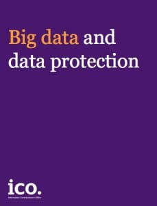 Big Data and Data Protection