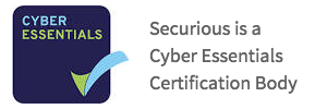 Cyber Essential certified body - securious