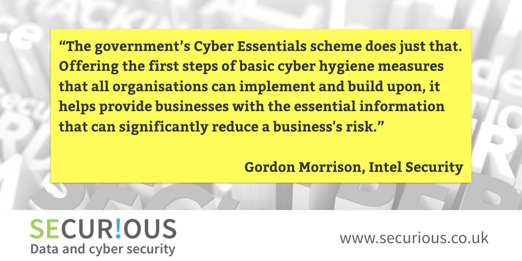 Cyber Essentials Certification | Securious.001