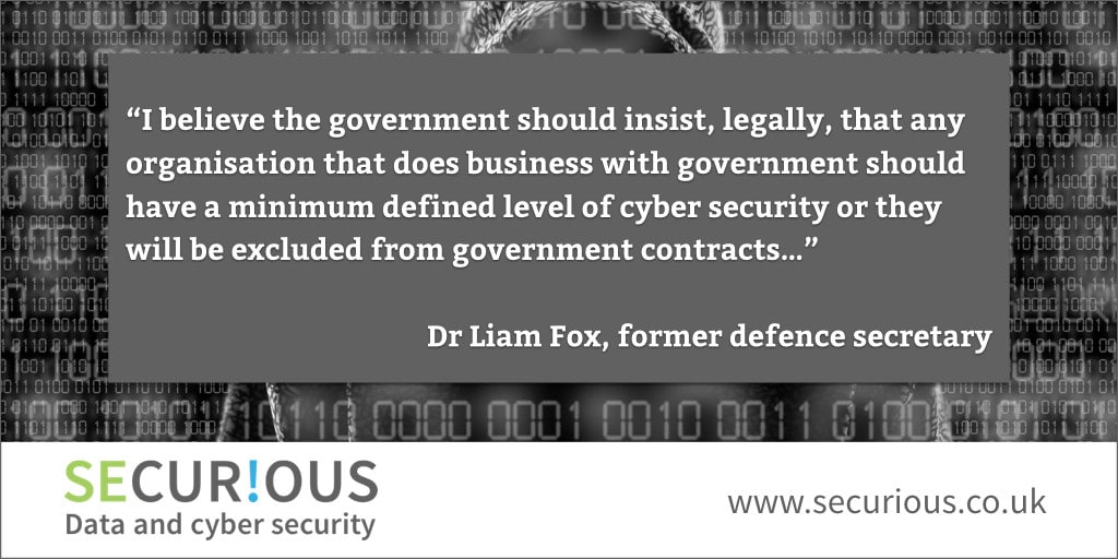 Dr Liam Foz | Cyber Essentials Certification | Securious.001
