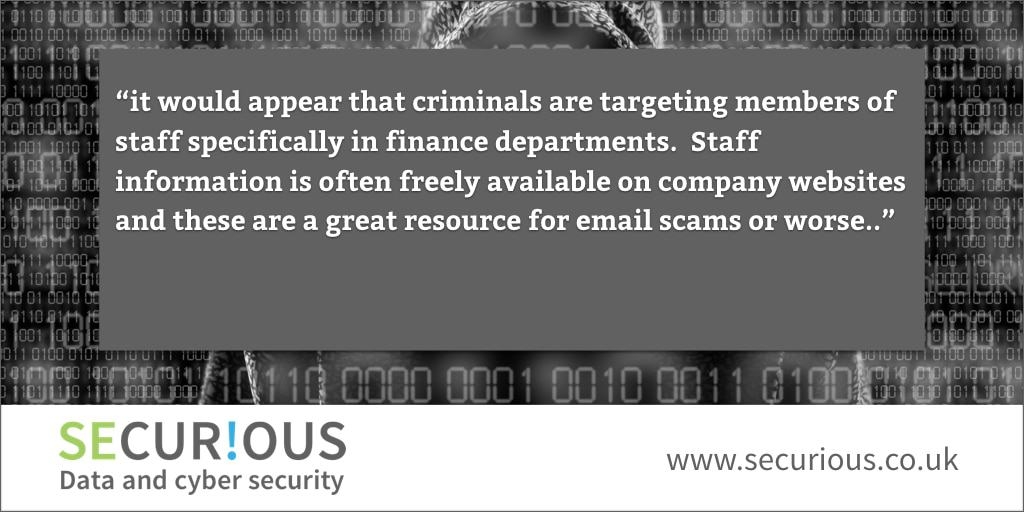 Email scams | Securious.010