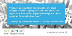PCI Council warns new EU regulation could see average fines of £13k per small business for cyber security breach