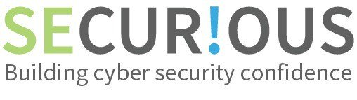 Securious logo building cyber security confidence