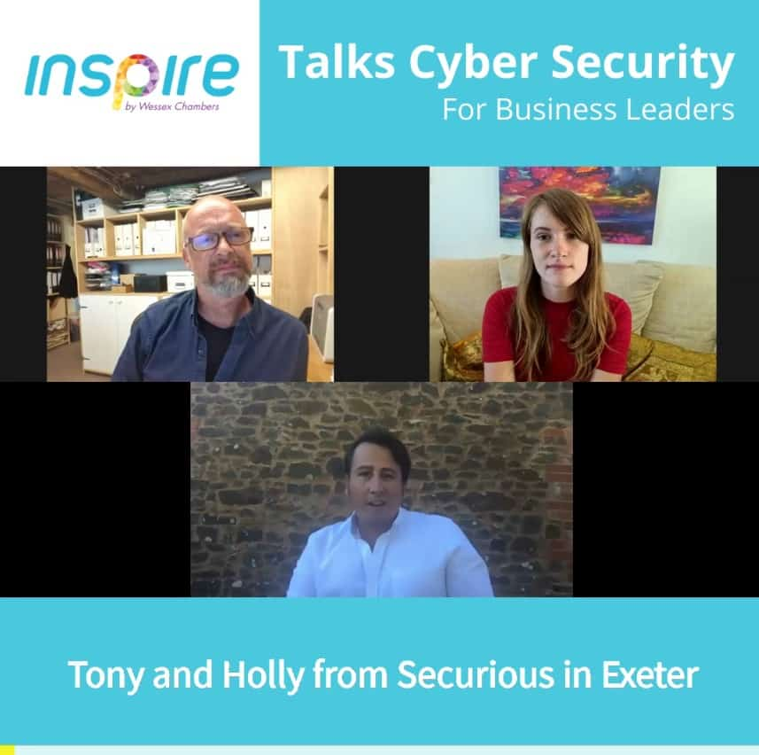 Dsicussing the cyber security implications of increased working from home